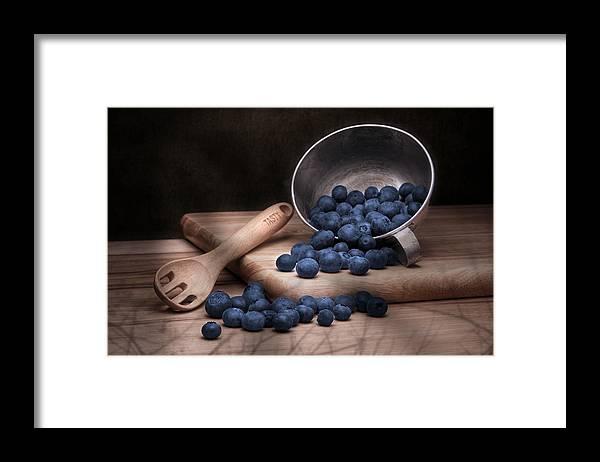 Abundance Framed Print featuring the photograph Fruit Cup Still Life by Tom Mc Nemar
