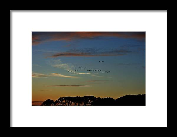 Ft. Fisher Framed Print featuring the photograph Ft. Fisher by Rod Floyd
