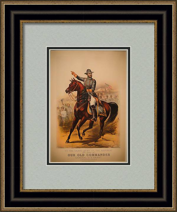 General Ulysses S Grant by Mountain Dreams