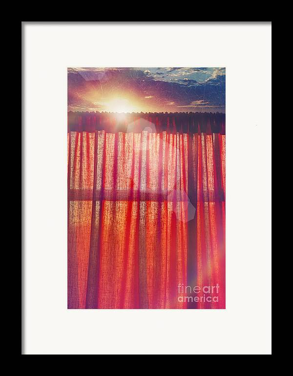 Light Framed Print featuring the photograph Goodmorning Sunshine by Danilo Piccioni