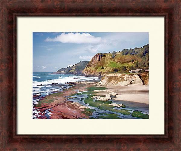 Gorgeous Oregon Coast by Elaine Plesser