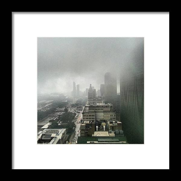 Chicago Framed Print featuring the photograph Gotham City by Jill Tuinier