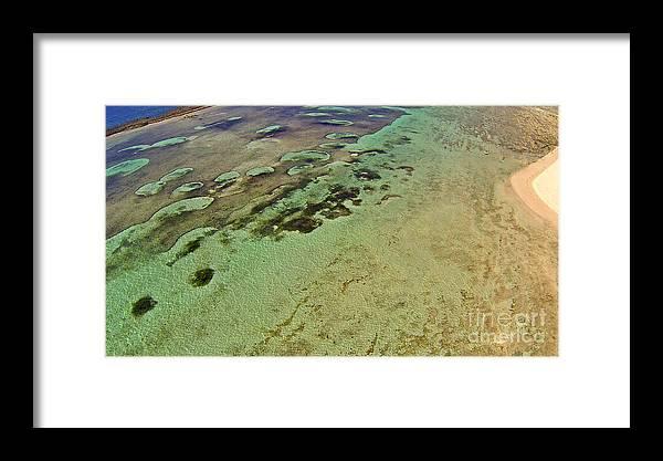 Grand Bahama Framed Print featuring the photograph Grand Bahama Island by Paola Correa de Albury