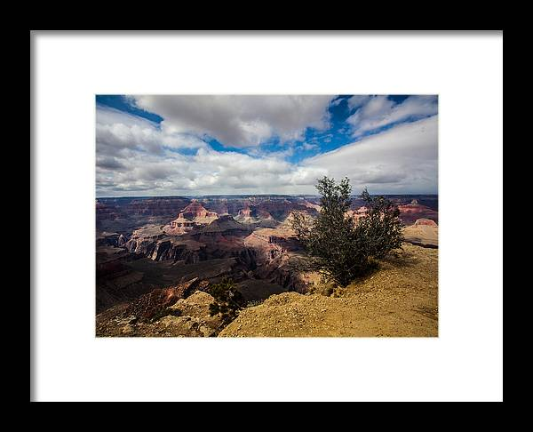 Arizona Framed Print featuring the photograph Grand Canyon by Craig Brown