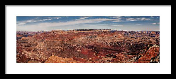 Grand Canyon Framed Print featuring the photograph Grand Canyon by Jack Johnson