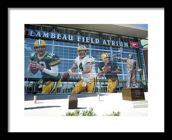 Green Bay Packers Framed Art Prints | Fine Art America