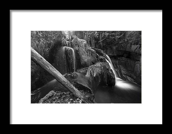Maine Framed Print featuring the photograph Gulf Hagas by Patrick Downey