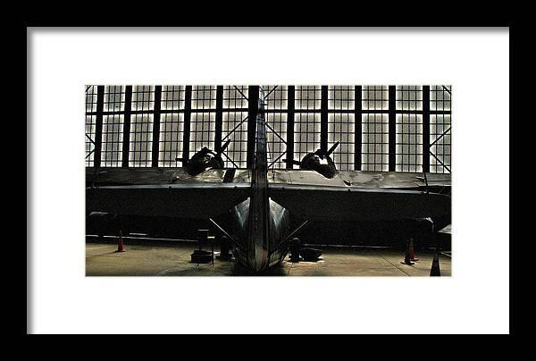 Brooklyn Framed Print featuring the photograph Hangar B Floyd Bennett Field by Jeff Watts