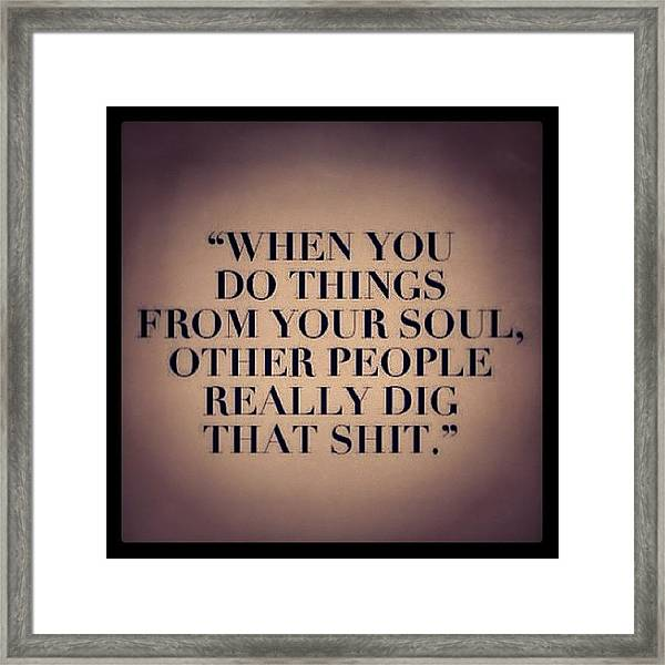 happy sunday soul art coffee quotes framed print by brittany po