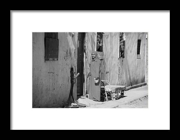 Egypt Framed Print featuring the photograph Happy To Be Home by Jez C Self