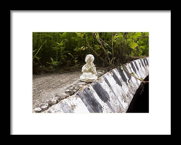 Christmas Framed Print featuring the photograph Heavenly Music by William Patrick