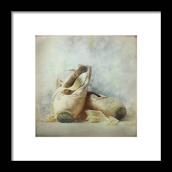Netherlands Framed Print featuring the photograph Her Life, Her World....her Shoes by Bob Van Den Berg Photography
