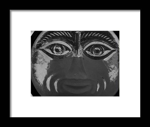Captivus Brevis Framed Print featuring the photograph ...hey Man... by Charles Struse Sr