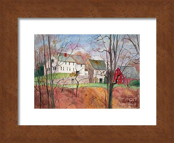 Hillside Farm by Sherri Crabtree