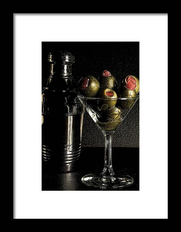 Hold The Booze Framed Print featuring the photograph Hold The Booze by David Patterson