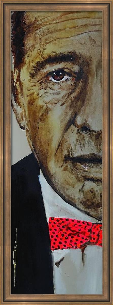 Humphrey Bogart #3 by Eric Dee