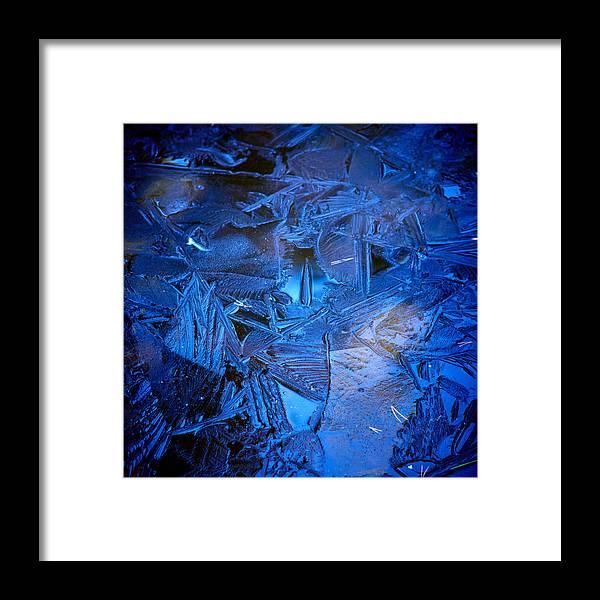 Lehto Framed Print featuring the photograph Ice Slace by Jouko Lehto