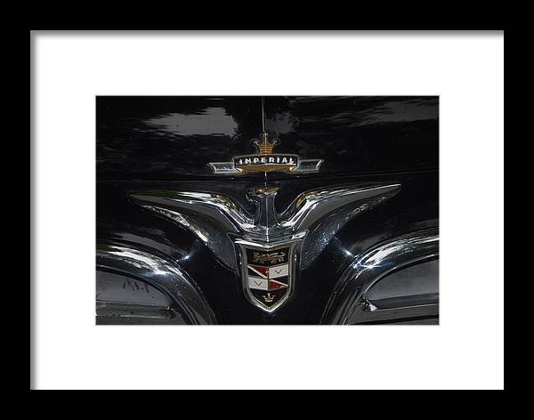 Framed Print featuring the photograph Imperial by Eric Armstrong