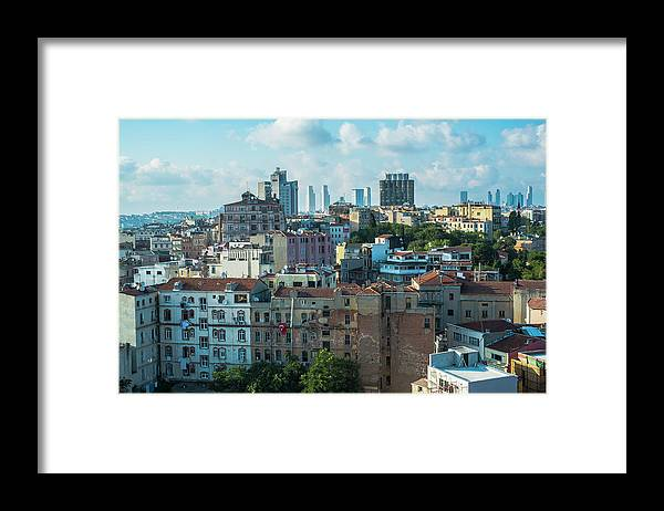 Tranquility Framed Print featuring the photograph Istanbul by Picture By Hamoon Nasiri