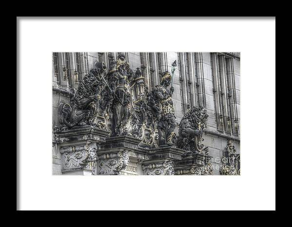 House Framed Print featuring the photograph Its Own Little History by Four Hands Art