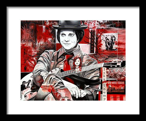 Jack White by Joshua Morton