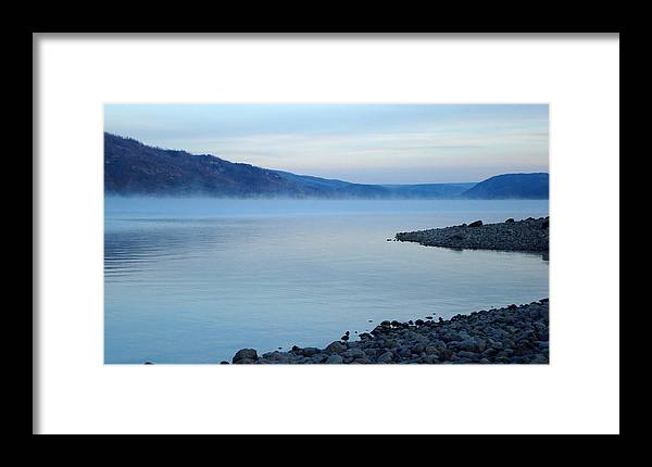 Lake Framed Print featuring the photograph Jackson Lake by Susan Woodward