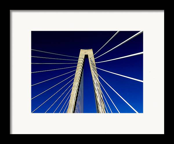 Charleston Framed Print featuring the photograph Jazz Of Charleston by Karen Wiles