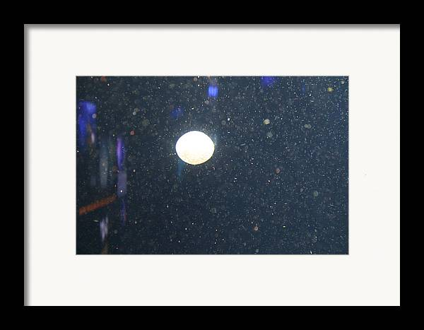 Inner Framed Print featuring the photograph Jellyfish - National Aquarium In Baltimore Md - 121237 by DC Photographer