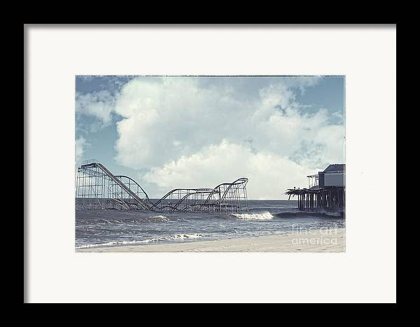 Sandy Framed Print featuring the photograph Jet Star by Amanda Stevens