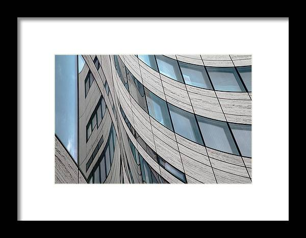 Windows Framed Print featuring the photograph Ka? Windows by Gilbert Claes
