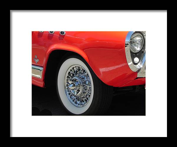 Kaiser Framed Print featuring the photograph Kaiser 283 by Chuck Re