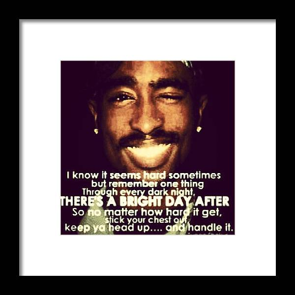 Up 2pac Quotes Amazon Com Tupac Keep Your Head Up V2 Quote Decal