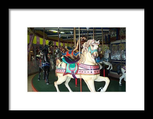 Ken Framed Print featuring the photograph Ken by Barbara McDevitt