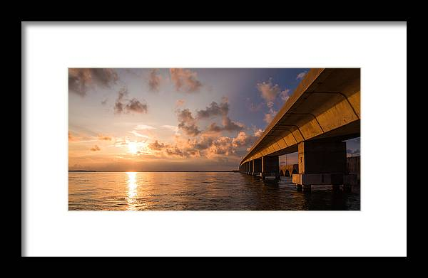 Florida Framed Print featuring the photograph Keys by Chad Dutson