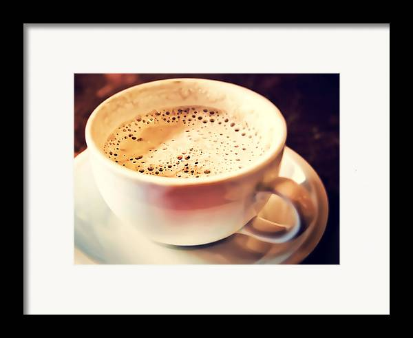 Aroma Framed Print featuring the photograph Kick Starter by Scott Norris