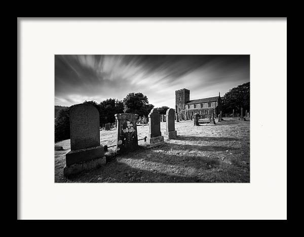 Kilmartin Parish Church Framed Print featuring the photograph Kilmartin Parish Church by Dave Bowman