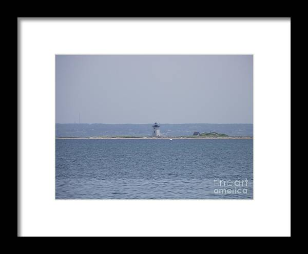 Provincetown Framed Print featuring the photograph Land's End by Michelle Welles