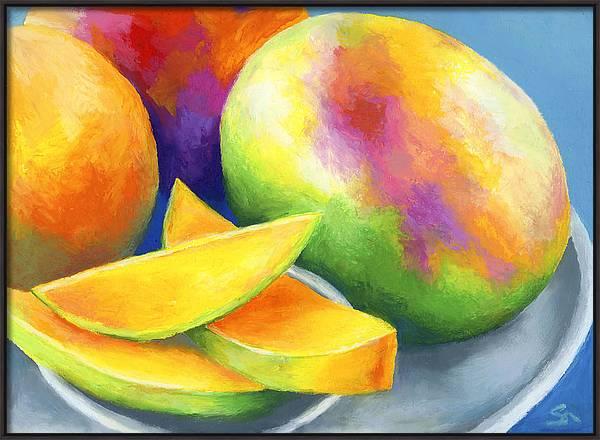 Last Mango in Paris by Stephen Anderson