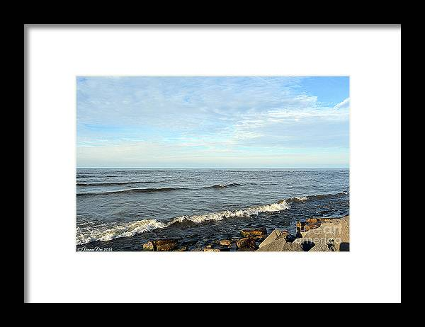 Lake Framed Print featuring the photograph Late December by Rennae Christman