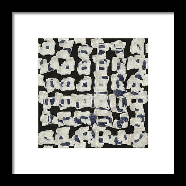 Marks Framed Print featuring the photograph Laura Series Making Marks 545b2 by Carol Leigh