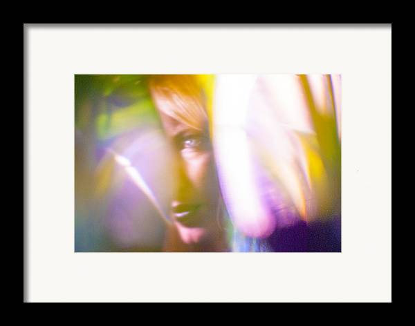 Paradise Framed Print featuring the photograph Lead Me To Me by Maia Rose