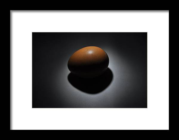 Light Framed Print featuring the photograph Light And Perspective by Bogdan Cernea