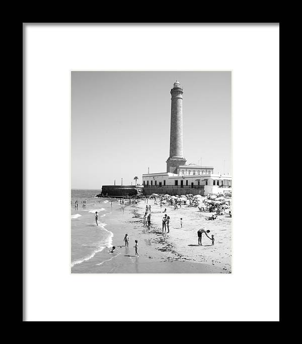 Lighthouse Framed Print featuring the photograph Lighthouse by Joshua Tennant