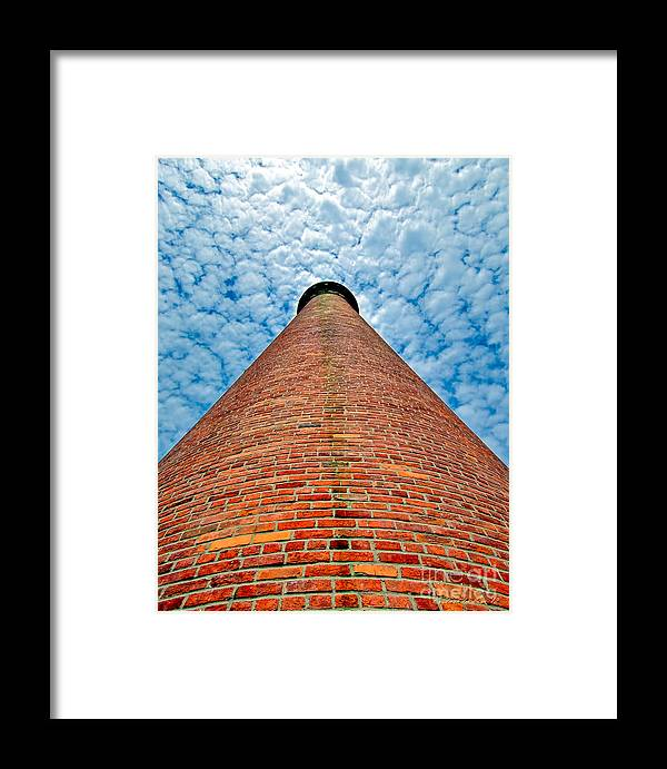Little Point Sable Framed Print featuring the photograph Little Point Sable by Boyd E Van der Laan