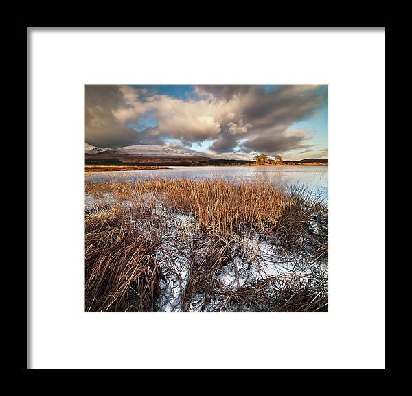 Tranquility Framed Print featuring the photograph Loch Tulla by Image By Peter Ribbeck