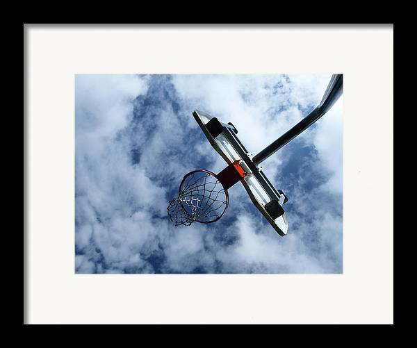 Long Shot Framed Print featuring the photograph Long Shot by Tom Druin