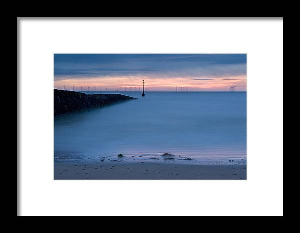 Essex Framed Print featuring the photograph Looking Out Towards The Future by Mara Acoma