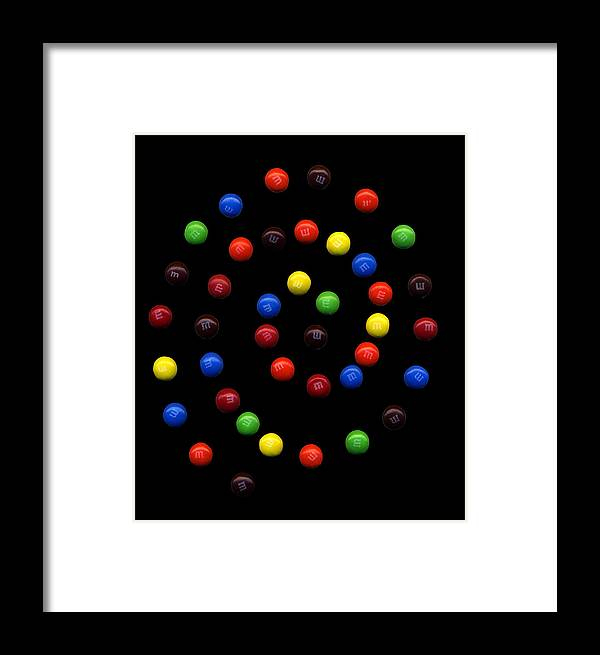 M Framed Print featuring the photograph M And M 3 by Marilyn Hunt