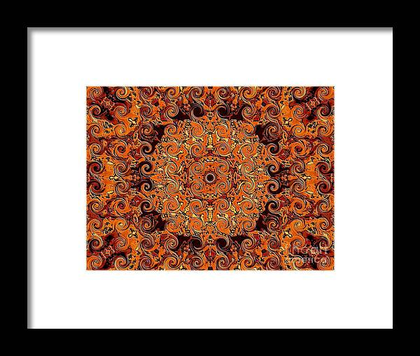 Abstract Framed Print featuring the photograph Magic Carpet Ride by Annette Allman