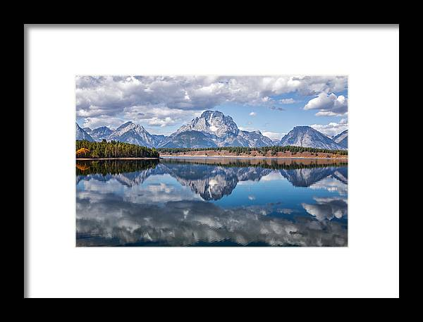 Grand Framed Print featuring the photograph Magic Of Reflection - 2 by Alex Mironyuk